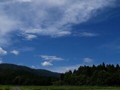 梅雨明け空2