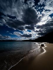 宇久島の海