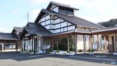 京丹後市 夕日ケ浦木津温泉駅