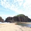 空と海「立岩」