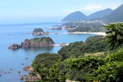 定点観測「丹後松島」