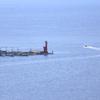 伊根港カンジャガハナ灯台