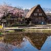 白川郷の春-1