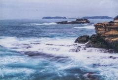 白浜(和歌山)の海