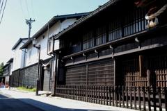 飛騨古川の造り酒屋