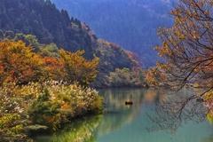 穏やかな秋