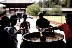 東大寺参拝2