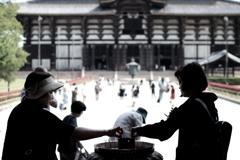 東大寺参り
