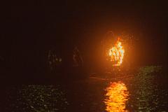 鵜飼 漁火