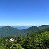 奥日光の山々