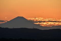2021野見金山から富士山4