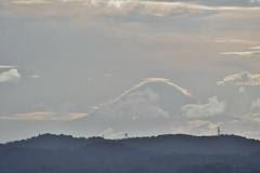 2021野見金山から富士山2
