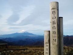 山頂 2015
