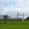 電車と曇り空(10)