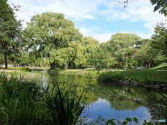 札幌、中島公園