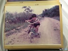 自慢の愛車でダートを駆け抜けた4歳の夏
