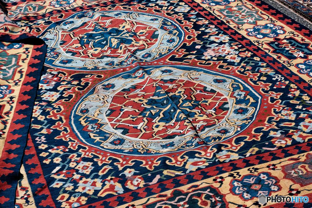 トルコ絨毯(紀伊大島)
