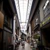 昭和レトロな大阪の商店街
