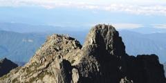 ジャンダルム(奥穂高岳山頂)