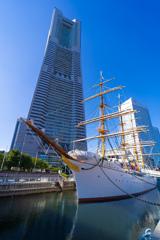 帆船日本丸&ランドマークタワー