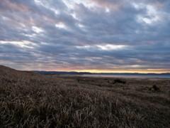 岬の朝・・・狭間の初日