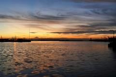 風立ちぬ…秋の漁港