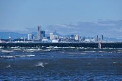 東京湾・早瀬の向こう側