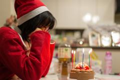 姉 眼鏡でメリークリスマス!