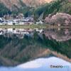 reflection @中綱湖
