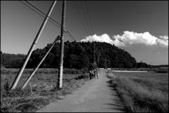 農村の風景④