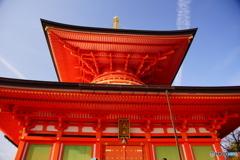 中山寺大願塔