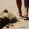 「砂の城」