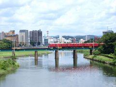 Okazaki City -赤の似合う街-