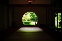 丸窓の世界