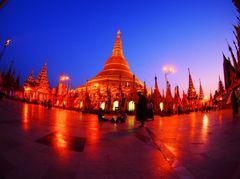 ビルマの夜