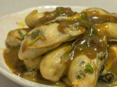 東京ひとりめし:麻婆牡蠣