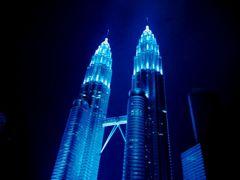 雨のマレーシア