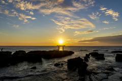 海と空と太陽と