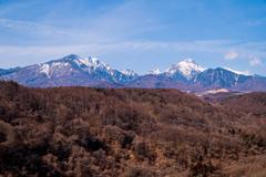 八ヶ岳連峰2