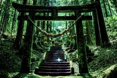 上色見熊野座神社〜再度訪れたい秘境〜