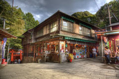 伏見稲荷神社HDR