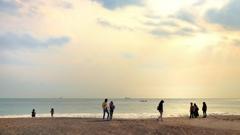 それぞれの恋路ヶ浜