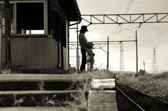 富山地方鉄道開発駅1