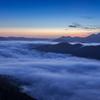 荒谷山雲海