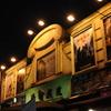 夜市の映画館
