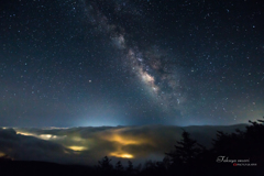 雲の上は星の世界
