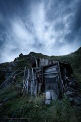 漁師の小屋