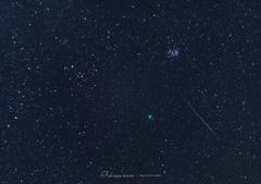 光の旅人:ウィルタネン彗星