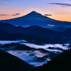富士の高嶺