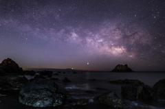 夏銀河との対峙